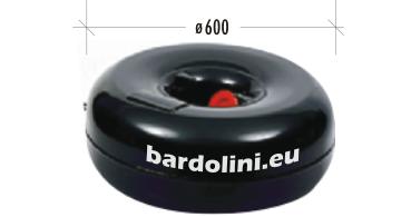 тороидална с вътрешен отвор ø600